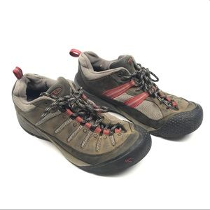 Keen 11 Lace Up Outdoor Hiking Sport Shoes Basic